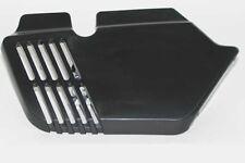 Batterieabdeckung / Seitendeckel grundiert f. BMW R 45 u. 65 links R45 / R65 neu