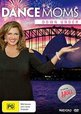 Dance Moms: Down Under * NEW DVD * (Region 4 Australia) Maddie Ziegler Abby Lee