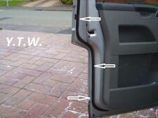 VW T5 T5.1 T6 Transporter Door Seal 16 x 17mm OEM specs - Sounds like a Golf