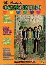 The Fantastic Osmonds Magazine     A Daily Mirror Special 1972