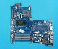 HP LA-D704P Motherboard Laptop 854934-601 Intel I7-6500U CPU *AS IS*
