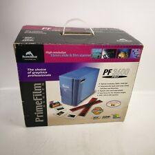 New Pacific Image PrimeFilm 3600 PRO film scanner 35 mm USB FireWire PF3600