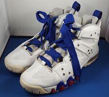 NIKE AIR MAX Charles BARKLEY 488119-106 High Basketball Court Shoes Mens Sz 10.5