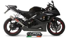 Suzuki GSX-R1000 K5 K6 Exhaust Stainless Deeptone by GPR Exhausts of Italy
