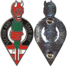 1° Régiment d'Infanterie,C.A Section Antichars HOT,diable 5 doigts L.R. (1053)