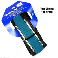 1 or 2-Pack Panaracer Gravel King 700x38 TLC Bike Tire Blue & Black GravelKing
