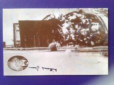 Postcard RMS Carpathia (Titanic) signed Millvina Dean 2/6 90th anniversary