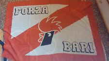 BANDIERA FLAG VINTAGE ANNI 80/90 ORIGINAL 150X100 BARI FOOTBALL  REICH - NAZIONI