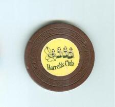 HARRAH'S CASINO CHIP--- SULTAN & HAREM ROULETTE