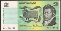 1979 Commonwealth of Australia Bank Note $2 P43c Ch Unc Knight/Stone TMM*