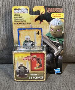 Kre-O Dungeons & Dragons Drizzt 22 Pc Mini Figure Kreo Kreon Building Set**NEW**