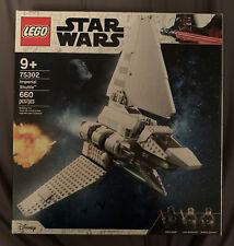 Lego Imperial Shuttle 75302.  In Hand!  Ships Immediately! * Please Read*