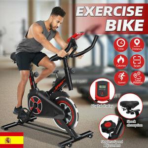 Bicicleta Estatica Spinning Bici Ejercicio Gym Casa Indoor Fitness Volante 5 KG