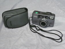 Rollei Prego 145 35mm Point-and-Shoot Film Camera w/ Case