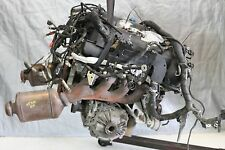 05 CADILLAC STS 4.6L AWD ALL WHEEL DRIVE ENGINE W/ FRONT DIFFERENTIAL , MANIFOLD