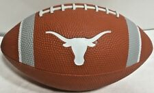University of Texas Longhorns Mini Rubber Football Youth Size 5 Nike licensed