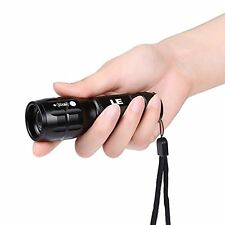 Adjustable Focus CREE LED Flashlight, Super Bright, Batteries Included, FREE SHP
