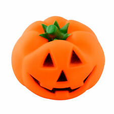 Rubber Squeaky Pumpkin Pet Toys For Dog Puppy Supplies Halloween Gift