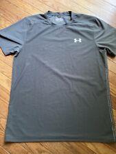 Mens Under Armour Short Sleeve Shirt ~ Large