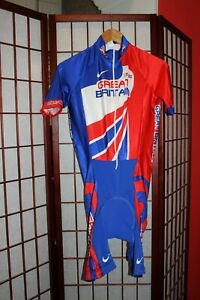 Team GB Great British Cycling skinsuit size L-4-50 . ALY