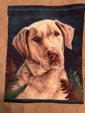 Chesapeake Bay Retriever Garden Flag (Headshot)