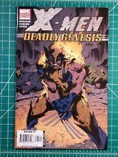 X-MEN THE END BOOK THREE MEN /& X-MEN #1-6 VERY FINE// NEAR MINT COMPLETE SET 2006