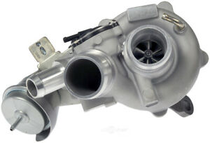 Turbocharger Left Dorman 667-250 fits 11-12 Ford F-150 3.5L-V6