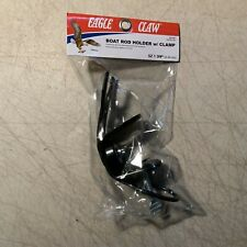Eagle Claw Boat Road Holder With Clamp (NIB)