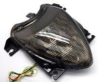 Smoke LED Turn Signals Tail Brake Light For Suzuki Boulevard M109R 2006-2009