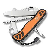Victorinox Swiss Army Knife Hunter XT Orange with Nylon Pouch - Free Shipping