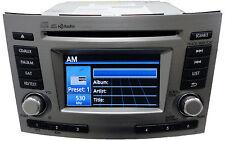 Subaru Legacy Outback Radio HD Satellite AUX Cd Disc Player MP3 WMA PE627U1