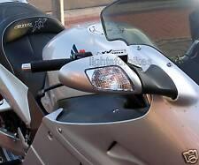 Clear front indicators signals Honda CBR 1100 XX Blackbird SC35