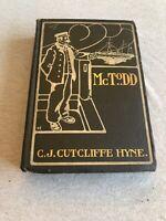 McTODD by Cutcliffe Hyne - 1903 1st American Edition