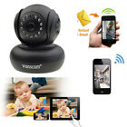 720P Wireless WiFi Network Security Pan Tilt IR Night Vision CCTV IP Camera