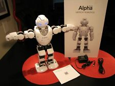 FANTASTIC ALPHA 1S ROBOT FROM UBTECH ROBOTICS W/ BOX - WORKS GREAT !