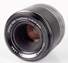 Obiettivi a focus automatico e manuale per fotografia e video Fujifilm Normali 45-50 mm