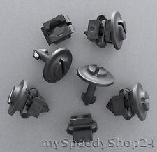 5x dispositivi di protezione posteriori clip protezione del motore schraubre parentesi quadra di interruzione VW AUDI a4 a6 a8