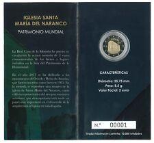 CARTERA ESPAÑA...2€ ...PROOF...2017
