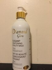 Diamond Glow Elegant Whitening Beauty Milk 500 ml. FREE SOAP
