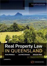 Real Property Law in Queensland by Michael Weir, Les McCrimmon, Anne Wallace (P…