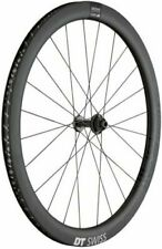 DT Swiss 700c Front wheel 622-19 24 hole ERC1100 Dicut Carbon black 100/12mm, CL