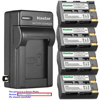 Kastar Battery Wall Charger for Konica Minolta NP-400 Maxxum 5D Maxxum 7D Camera