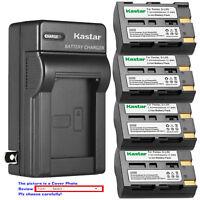 Kastar Battery Wall Charger for Konica Minolta NP-400 Maxxum 5D Maxxum 7D Camera