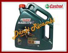CASTROL MAGNATEC 5W40 C3 LITRI 6 OLIO MOTORE SINTETICO 100% LUBRIFICANTE AUTO