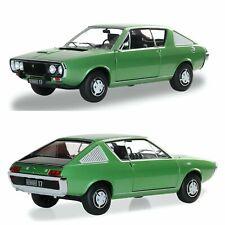 Solido Soli1803701 Renault 17 Mk1 Vert Metal 1976 1/18