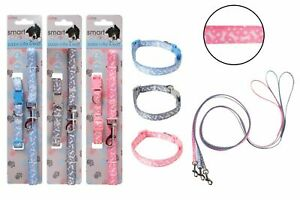 PUPPY COLLAR LEAD SET CHIHUAHUA Dog Puppy collar TEACUP XS SMALL PUPPY YORKIE