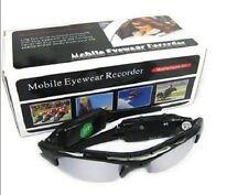 GLASSES LIGHT DA SUN VIDEO WITH VIDEO CAMERA 640x480 HIDDEN And camera SPY
