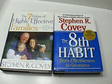 THE SEVEN HABITS OF HIGHLY EFFECTIVE FAMILIES 8th Habit Covey Christian Mormon