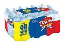 Ozarka 100% Natural Spring Water 16.9 fl. oz. bottles 40 Pack - Free Shipping