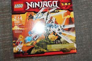 LEGO Ninjago Ice Dragon Attack (2260)